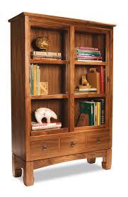 5f00 lead1 excellent sliding door bookcase 10