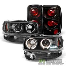 yukon denali xl tail lights ebay  at All Wiring Harness For 2006 Gmc Yukon Denali