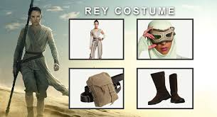 rey costume has been the most searched outfits these days she has become the charm and yet the best girl to cosplay especially for the fans of star wars