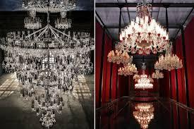 largest baccarat chandelier ever