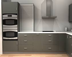 Double Oven Kitchen Cabinet Davids New Modern European Ikea Kitchen