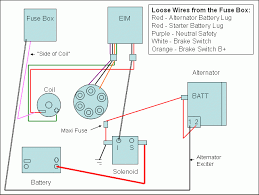battery alternator starter diagram all about repair and wiring battery alternator starter diagram alternator to battery wiring diagram tlachis on alternator to battery wiring