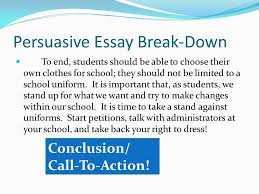 a break down of each required piece ppt video online  9 persuasive
