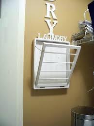 Wall Mounted Drying Racks For Laundry Room Uk Folding Rack Diy Accordion