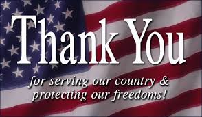 Thanks For Your Service Celebrating Veterans Service On July 4th Thank You For