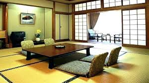 japanese style sitting room living room furniture style dining table lamps small round sitting ideas images