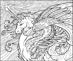 Hard Horse Coloring Pages Browse For