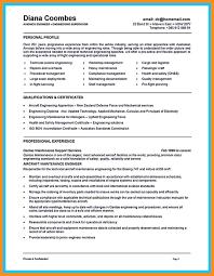 Maintenance Resume Sample Unusual Maintenance Mechanic Resume 5