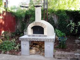 Image of: Diy Outdoor Pizza Oven