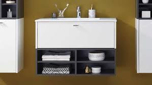 Hängeschrank Fresh Badezimmer Schrank Kommode 1 Türig In Weiß Matt