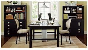 double desks home office. home office double green desks e