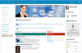 Intranet Requirements Template Business Intranet Portal Template For Office 365 And