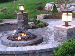 patio fire pit gas gas logs hearth s outdoor fire pits outdoor natural gas fire pit