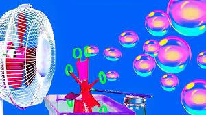 16 summer crafts diy soap bubble machine