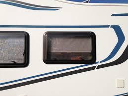 Unterwegs Mit Den Womo Fenster Spiegel Folie