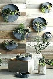 wall garden outdoor wall planter mesmerizing wall pot planter photos garden wall planter