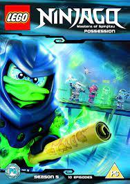 LEGO Ninjago - Masters of Spinjitzu: Possession | DVD | Free shipping over  £20
