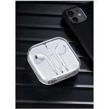 Apple Tai Nghe Nhét Tai Jack 3.5mm Cho Iphone 6 6s 8 7 Plus X Xr Xs Max 11  12 Pro Max Huawei - Tai nghe Bluetooth chụp tai Over-ear