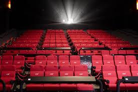 Problem Solving Ovens Auditorium Seating View 2019