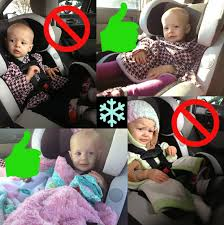 the modern nurturer the importance of properly using car seats in the winter
