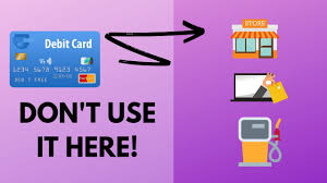 Check with your bank or an. Why You Should Never Use A Debit Card To Pay For Anything Clark Howard