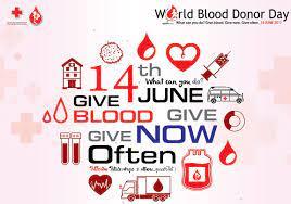 14 มิถุนายน วันผู้บริจาคโลหิตโลก (World Blood Donor Day)