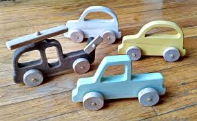 diy wooden toy vehicles car truck helicopter