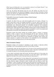 Vulnerability Assessment and Penetration Testing Framework by Falgun …