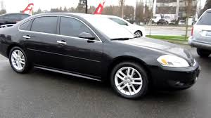 2012 Chevrolet Impala LTZ, black - Stock# 606592 - Walk around ...