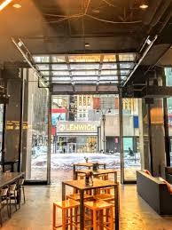 nyc glass garage door food court jpg