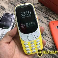 Điện thoại Nokia 3310 năm 2017 (2 sim 2 sóng) made in Finland - chodocu.com
