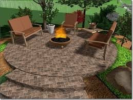 landscape patios. Landscape Patio Design Patios L