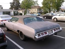 Down On The Oakland Street: Daily-Driven 1973 Chevrolet Caprice ...