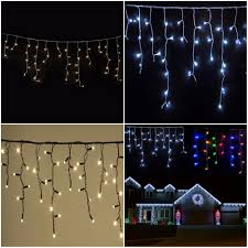 Where To Buy String Lights Purple Led Icicle Christmas Lights Outdoor Waterproof Fairy Falling String Lights Buy Ice Icicle Christmas Lights Purple Icicle Christmas