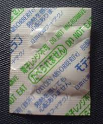 Chart How Many Oxygen Absorbers Do I Use For My Food