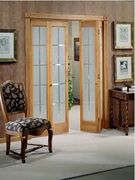 appealing glass bifold doors with colonial frosted glass bifold door in unfinished or prefinished wood