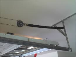 how to adjust an overhead garage door spring