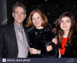 Boyd Gaines Kathleen McNenny and Leslie Gaines Broadway opening ...