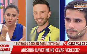 Gökhan Gönül'ün kardeşi Can Gönül bombası! Show TV'de Didem Arslan'a çıktı  - Internet Haber