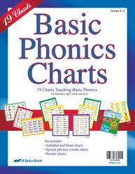Phonics Chart Basic Phonics Charts