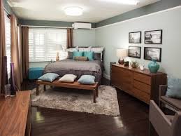 Beautiful Multicolor Master Bedroom Interior Design (Image 2 of 28)