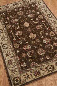 nourison somerset st62 brown rug