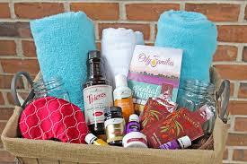 college survival gift basket