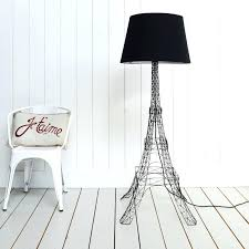 eiffel tower floor lamp eiffel tower led wire floor lamp