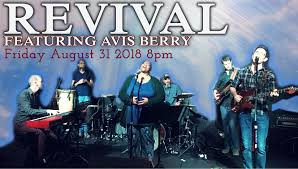 J@M Event - Revival featuring Avis Berry