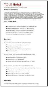 example of a written cv application cv example for a summer job myperfectcv