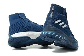 adidas basketball shoes 2017. new style adidas crazy explosive 2017 primeknit boost navy green white by4468 men\u0027s athletic sport basketball shoes