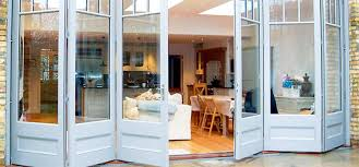the folding sliding door also referred to as bi fold folding patio doors sliding folding doors concertina or folding doors can provide a solution to the