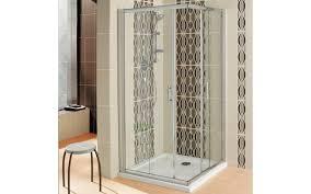 arley hydro 900mm corner entry shower enclosure