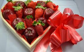 Valentine Fruit Garden Of Eden Valentine Fruit Baskets